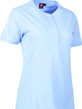 Pro Wear Damen Poloshirt mit Stehkragen