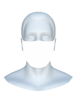 Maske – Vorlagen