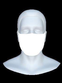 Maske – Eigenes Logo