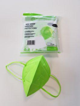 FFP2 Maske Bunt